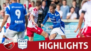 Highlights Kozakken Boys - GVVV 17/18 - Kozakken Boys TV