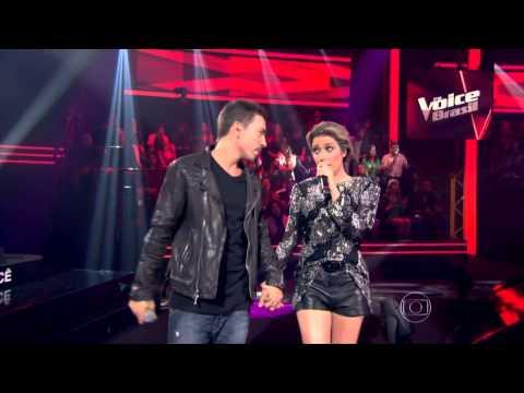 The Voice Brasil - Musical Di Ferrero e Luiza Possi