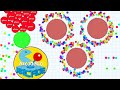 AGARIO TROLLING TO THE 1st PLACE EXPERIMENTAL MODE Agar.io Funny Moments