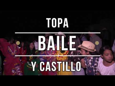 TOPA BAILE Y CASTILLO SANTA FE DE LA LABOR 2018