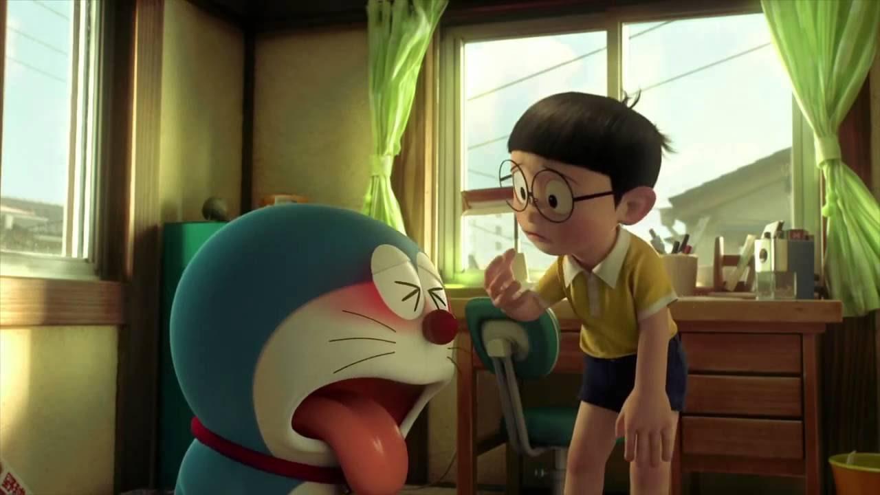 Asiaescape La Película De Doraemon En 3d Youtube