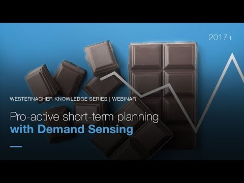 "Webinar ""Demand Sensing with SAP IBP"""