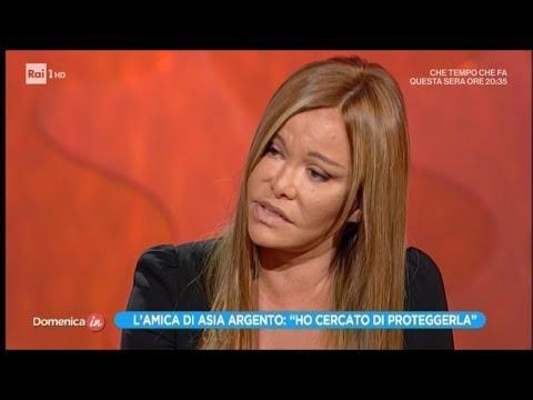 Vera Gemma Testimone Delle Violenze Domenica In 12 11
