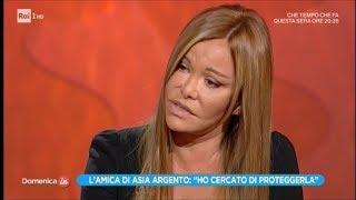 Vera Gemma, Testimone Delle Violenze - Domenica In 12/11/2017