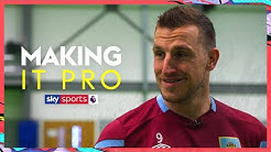 Chris Wood reveals how he overcame bullies to pursue a career in football! | Making It Pro
