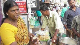 Amma Ki Puri Idli Samber Chutney | Exactly Opposite CMC Hospital Vellore Tamil Nadu thumbnail