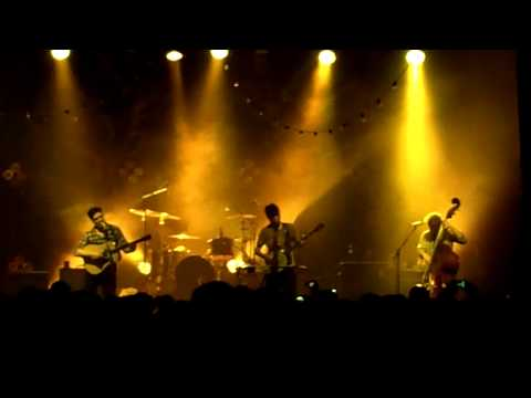 Mumford and Sons - Unreleased Song Live