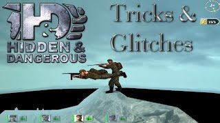 Hidden & Dangerous Tricks & Glitches on Every Map [2017]