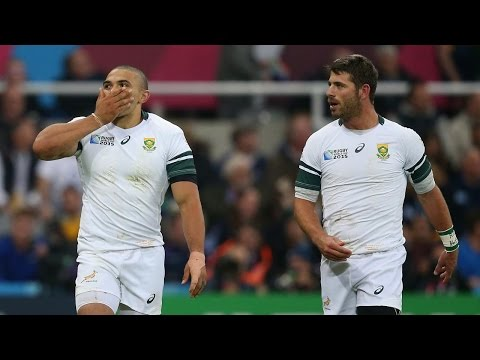 South Africa v Scotland - Match Highlights - Rugby World Cup 2015
