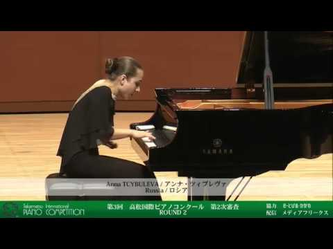 20140316 3rd TIPC Round2-Day1-03 07 Anna TCYBULEVA / アンナ・ツィブレヴァ