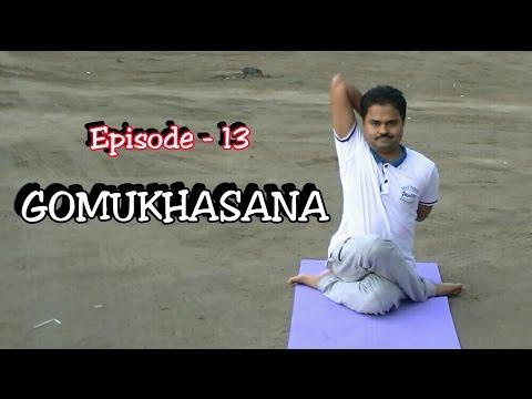 GOMUKHASANA | Cow face Yoga pose | Alignment & Benefits | EPS-13