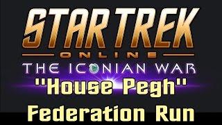 Let's Play Star Trek Online - House Pegh - Federation Run