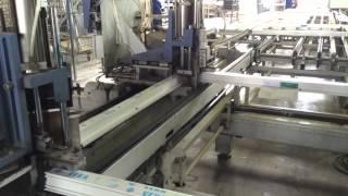 Автоматическая линия производства окон ПВХ - сварка профиля(Сварка профиля обеспечивается станком, который производит обработку сразу четырёх углов будущей рамы..., 2015-06-29T14:00:19.000Z)