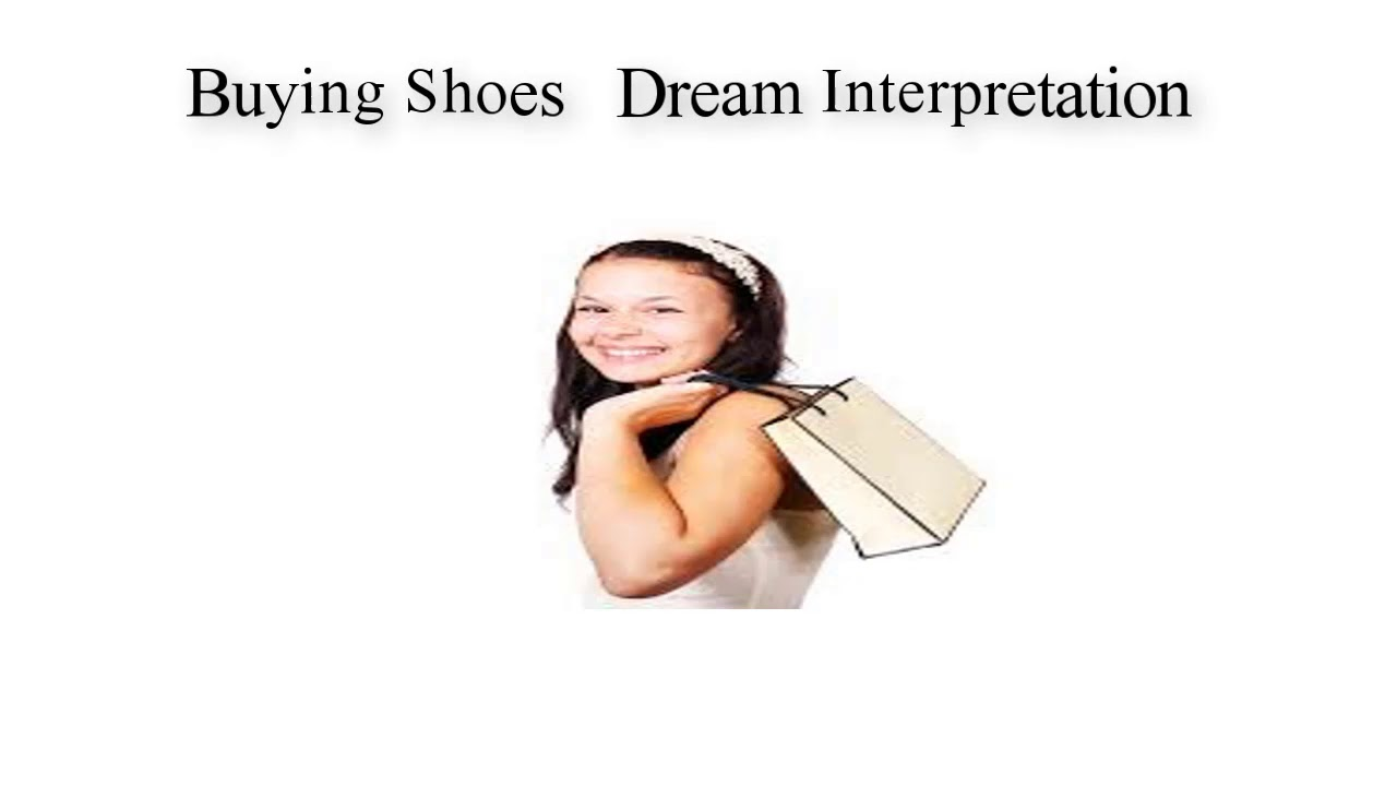 Why dream of buying