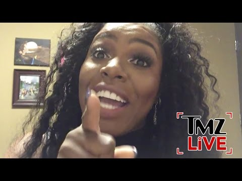 'Empire' Star Ta'Rhonda Jones -- 50 Cent Needs Hugs ... and a Shrink's Couch