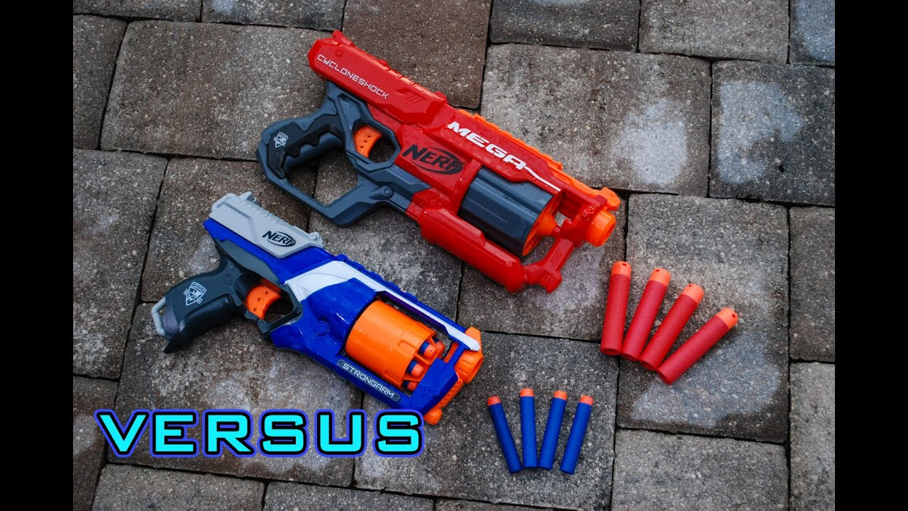 Nerf Mega Thunder-strike by EnderWiz on DeviantArt