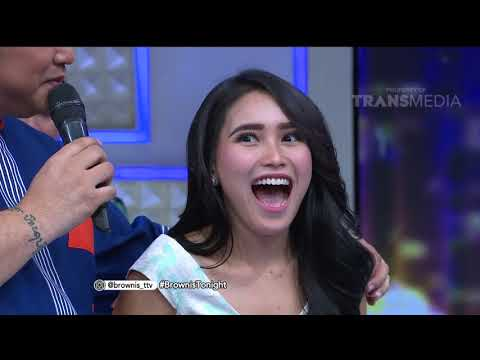 BROWNIS TONIGHT - Ivan Gunawan Dan Ayu ting ting Show!!! (12/2/18) Part 1