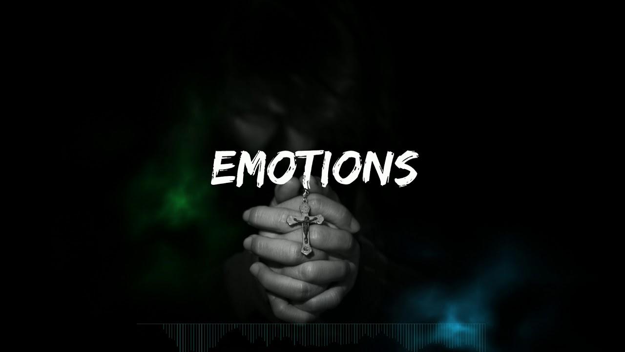 EMOTIONS - Sad Hip Hop Storytelling Trap Type Rap Beat Instrumental 2019