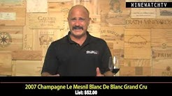 What I Drank Yesterday  Champagne Le Mesnil