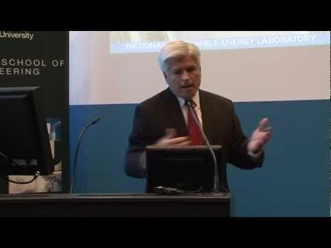 Dr Dan Arvizu: Global renewable energy trends