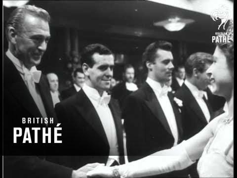 Stars Meet The Queen 1953