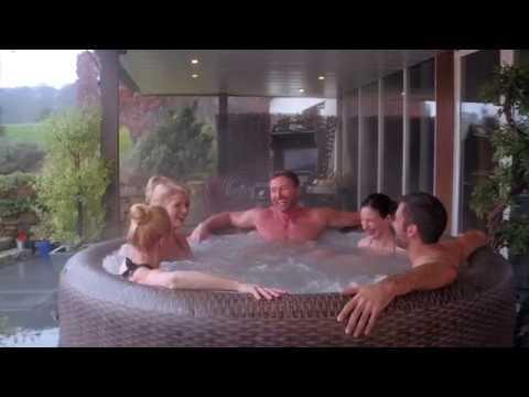 Oogarden Spa 5 7 Places St Moritz Bestway Youtube