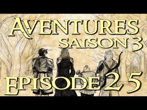 Aventures Saison 3 # 25   Piège en haute mer