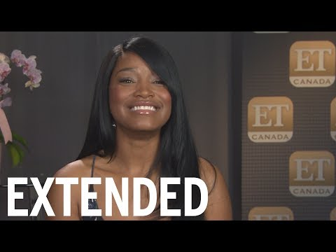 Keke Palmer On End Of 'Scream Queens', Friend Billie Lourd, Celeb Crushes