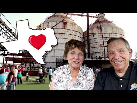 Why We Love Waco, Texas! Magnolia Market At The Silos