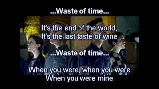 Night Terrors of 1927 ft. Tegan & Sara- When You Were Mine Lyrics
