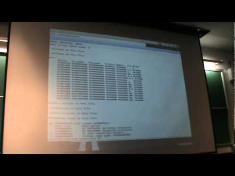 Core Dump Tutorial by Mark Brown