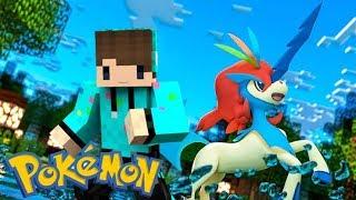 MENCARI 17 PLAT ARCEUS MALAH KETEMU POKEMON PEDANG KEADILAN ! Minecraft Survival Pokemon #25