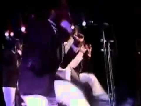 The Temptations last performance with David Ruffin and Eddie Kendricks - YouTube