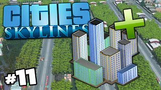 BEGINNING OF A NEW CITY - Cities Skylines #11 (Let's Play)