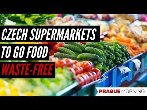Czech Law Forbids Food Waste By Supermarkets