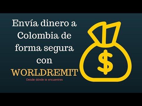 cómo-enviar-dinero-a-colombia-con-worldremit-//-desde-cualquier-parte//bien-explicado//