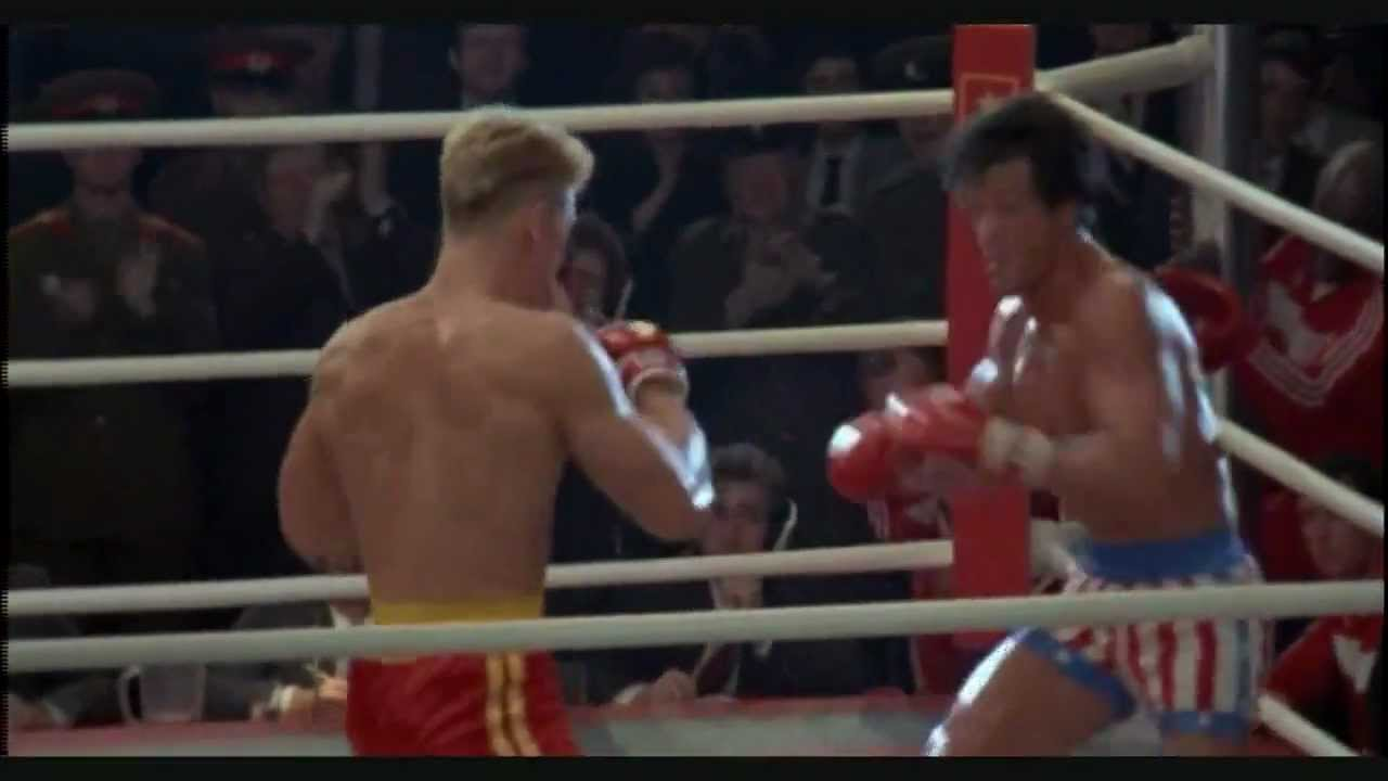 Rocky Vs Drago - Final Fight - YouTube