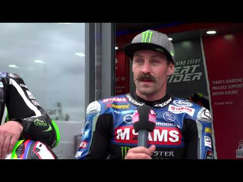 2018 Bennetts BSB RD4 Snetterton - post race 2 press conference