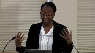 Price Governance Salon: Jamila Michener