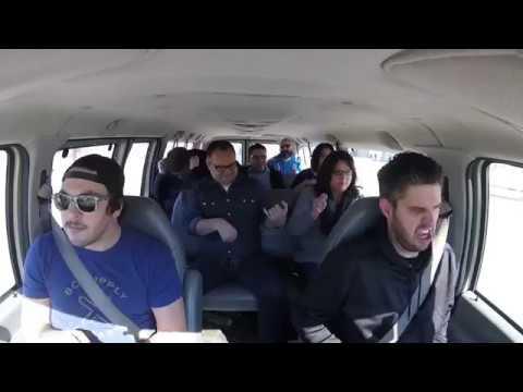 Church Staff Carpool Karaoke