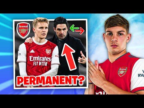 Mikel Arteta To Open TALKS For Martin Ødegaard Permanent Transfer! | Arsenal New Kit LEAKED!