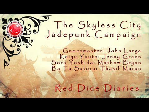 As the Dust Settles - Skyless City - Jadepunk Session 2