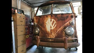 1962 Volkswagen Bus, VW Type 2 - RESTORATION!!! IT