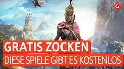 Gratis zocken - Diese Spiele gibt es kostenlos 25.03.2020 | Special