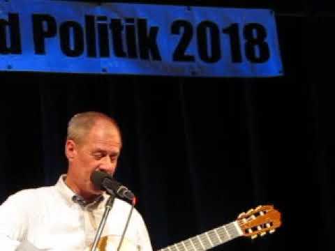 Sonnett für H+W, Wolfgang Rieck, Festival für Musik und Politik 2018, Wabe Berlin
