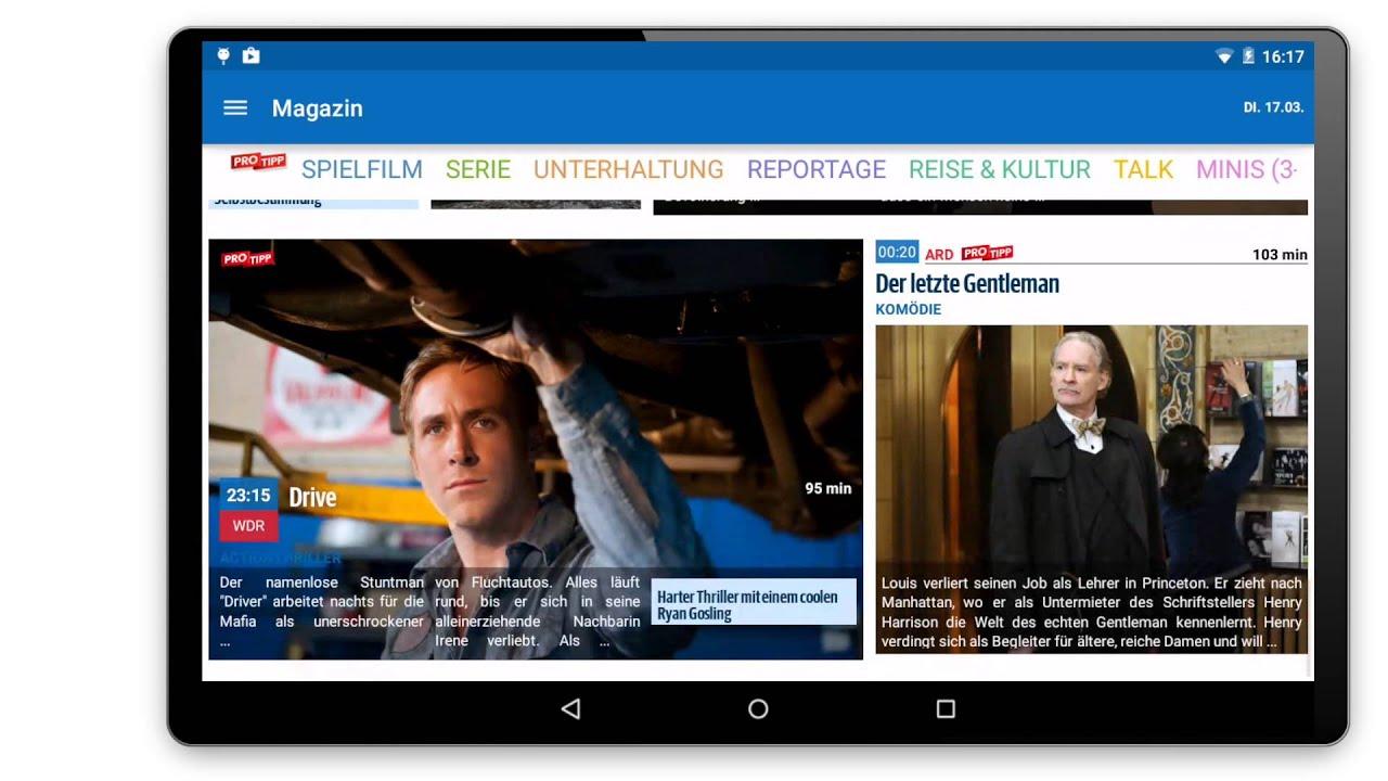 tv programm app kostenlos
