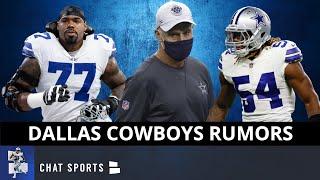 Cowboys Rumors: Mike Nolan Getting Fired? Jaylon Smith Future? Tyron Smith Release? Dak Contract?
