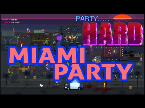 UFO'S, ALIENS AND ZOMBIES! || Partyhardgo #13 (Maimi Party)
