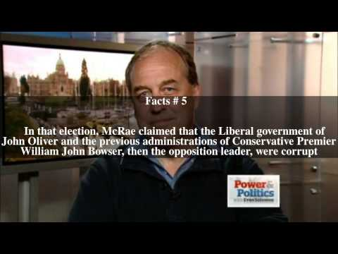 Provincial Party of British Columbia Top # 10 Facts