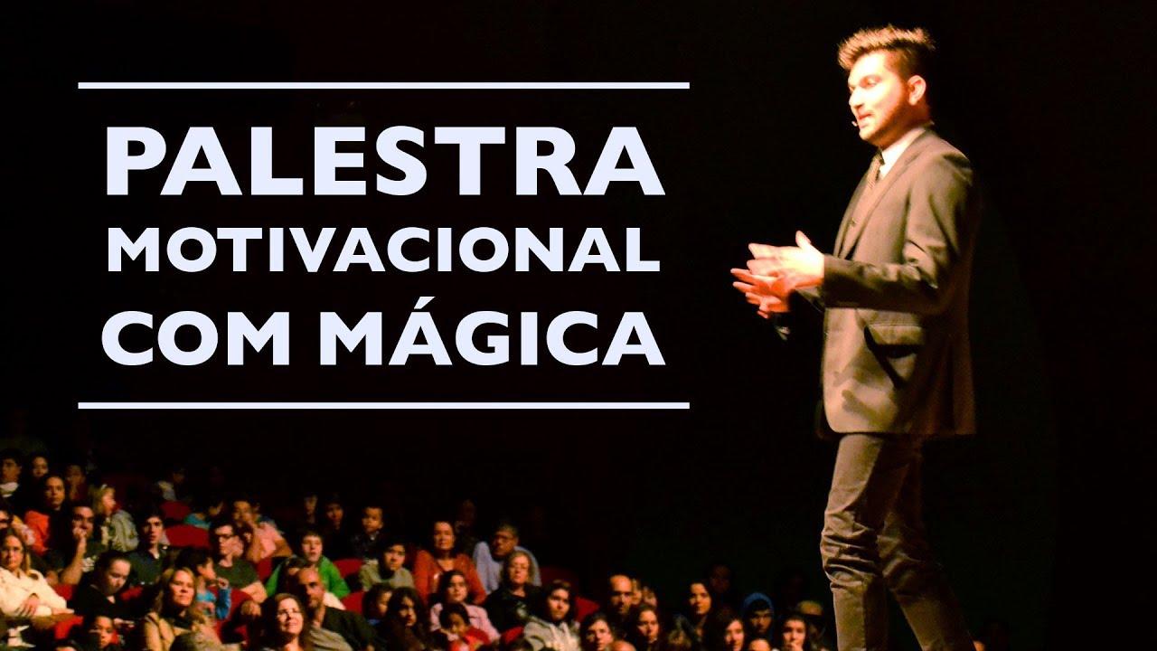 Palestrante Lucca Viery Palestra Motivacional Com Mágica Humor E Conteúdo Trailer